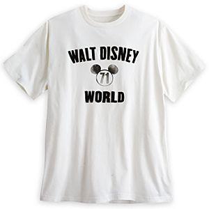 Walt Disney World Athletic Tee for Men