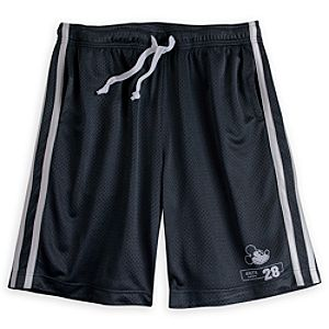 Mickey Mouse Mesh Athletic Shorts
