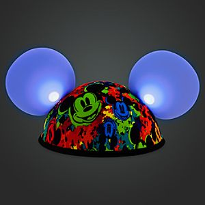 Mickey Mouse Made With Magic Ear Hat