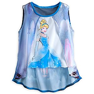 Cinderella Tank Top for Women