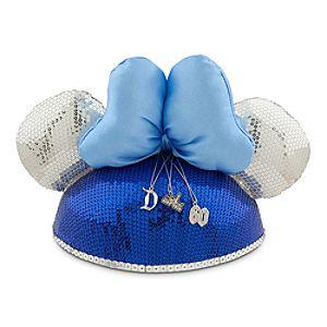 Minnie Mouse Ear Hat - Disneyland Diamond Celebration