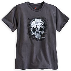 Hitchhiking Ghosts Tee for Adults - Halloween 2015 - Disneyland
