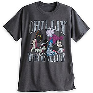 Disney Villains Tee for Adults