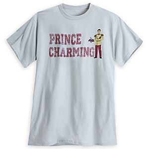 Prince Charming Tee for Adults