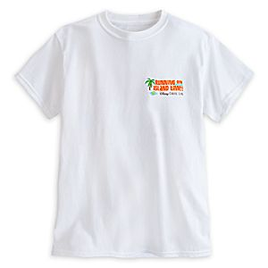 Mickey Mouse runDisney Castaway Cay 5K Tee for Adults
