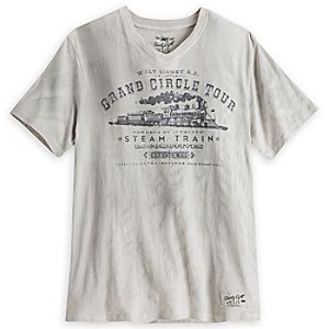Twenty Eight & Main Grand Circle Tour Tee for Adults - Disney Parks Railroad