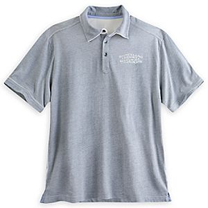 Disneyland Resort Polo Shirt for Men - Gray