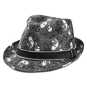 Jack Skellington Fedora for Kids