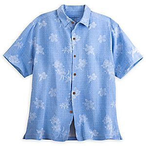 Disney Vacation Club Silk Shirt for Men by Tommy Bahama