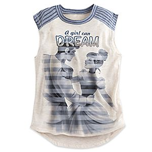 Cinderella and Prince Charming Tank Top for Women - Disney Boutique