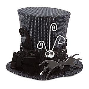 Jack Skellington Top Hat for Adults