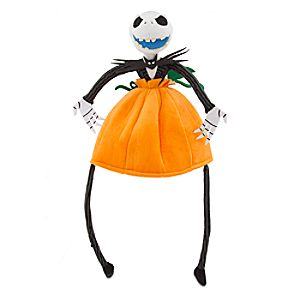 Jack Skellington Pumpkin Hat