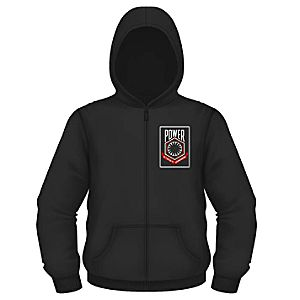 First Order Zip Hoodie for Adults - Star Wars: The Force Awakens