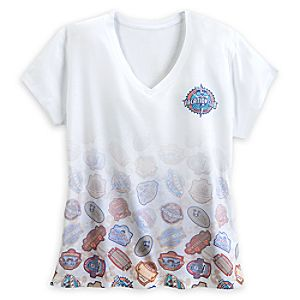 Mickey Mouse Disney Vacation Club Tee for Women