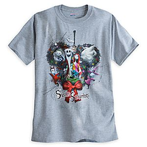 Sandy Claws and Friends Tee for Adults - Walt Disney World