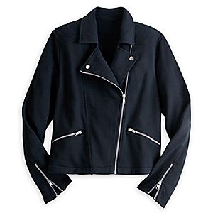 Mickey Mouse Moto Jacket for Women