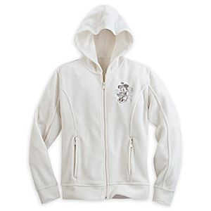 Minnie Mouse Fleece Hoodie for Women - Walt Disney World