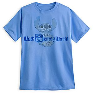 Stitch Tee for Adults - Walt Disney World