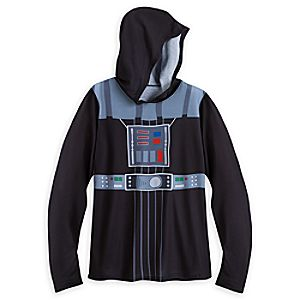Darth Vader Costume Hooded Tunic for Women - Star Wars