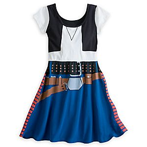 Han Solo Costume Dress for Women by Her Universe - Star Wars