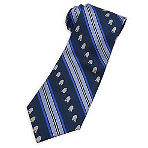 R2-D2 Tie for Adults - Star Wars- Striped