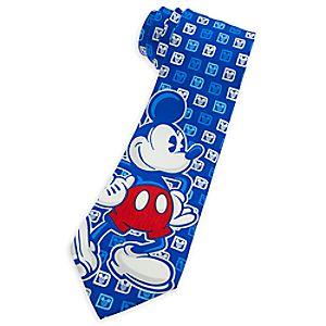 Mickey Mouse Tie for Men - Walt Disney World