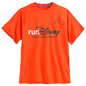 runDisney Powertrain Tee for Adults by Champion