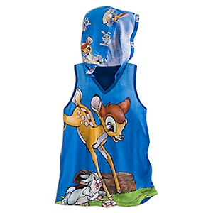 Bambi Hooded Tank Top for Women
