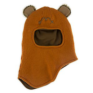 Wicket Ewok Hat for Adults - Star Wars