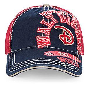 Walt Disney World Collegiate Baseball Cap