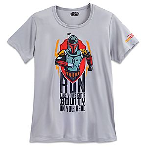 Boba Fett runDisney Performance Tee for Women - Star Wars