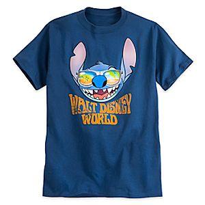 Stitch in Sunglasses Tee for Adults - Walt Disney World