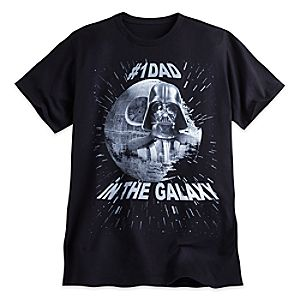 Darth Vader #1 Dad Tee for Adults
