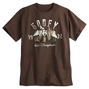 Goofy Tee for Adults - Walt Disney World