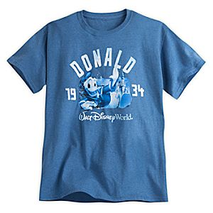 Donald Duck Tee for Adults - Walt Disney World