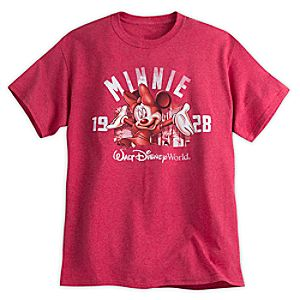 Minnie Mouse Tee for Adults - Walt Disney World