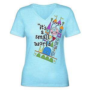 its a small world Anniversary Tee for Women - Limited Release