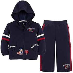 Walt Disney World Mickey Mouse Fleece Tracksuit for Infant Boys