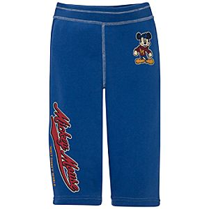 Mascot Mickey Mouse Sweatpants for Infant Boys