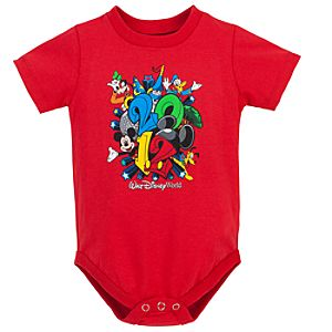 Walt Disney World 2012 Mickey Mouse Bodysuit for Baby