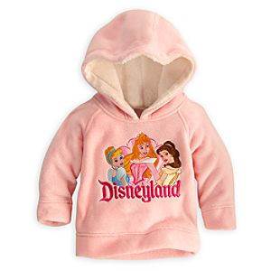 Disney Princess Hoodie for Baby - Disneyland