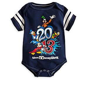 Sorcerer Mickey Mouse and Friends Bodysuit for Baby - Walt Disney World 2013