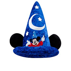 Sorcerer Mickey Mouse Hat for Adults