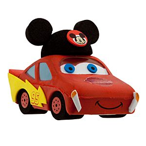 Lightning McQueen Antenna Topper