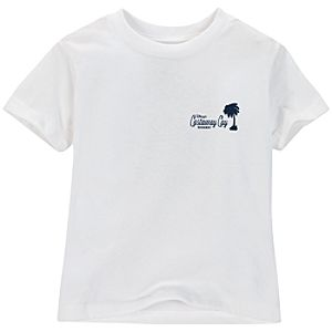 Disney Cruise Line Castaway Cay Tee for Infants