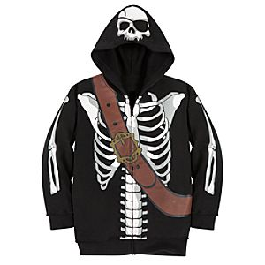 Costume Pirates of the Caribbean Hoodie for Kids