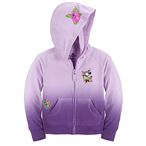 Tattoo Minnie Mouse Hoodie for Girls