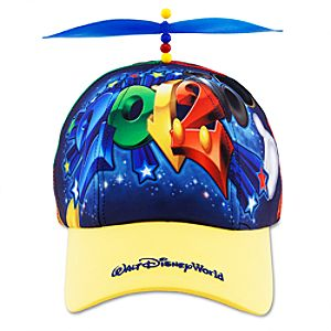 2012 Walt Disney World Propeller Baseball Cap for Kids