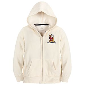 Mascot Pluto Hoodie for Boys