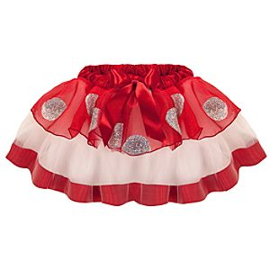 Costume Minnie Mouse Skirt for Girls
